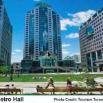 Metro hall